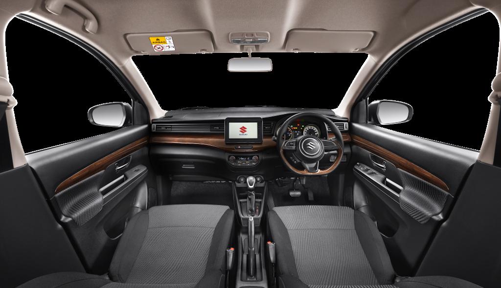 interior dibuat lebih mewah harga suzuki ertiga 2020 naik 9 juta rupiah suzuki ertiga 2020 naik