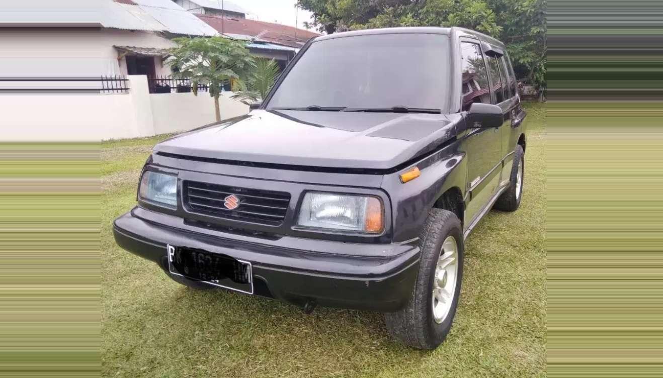 Mobil Bekas Suzuki Escudo