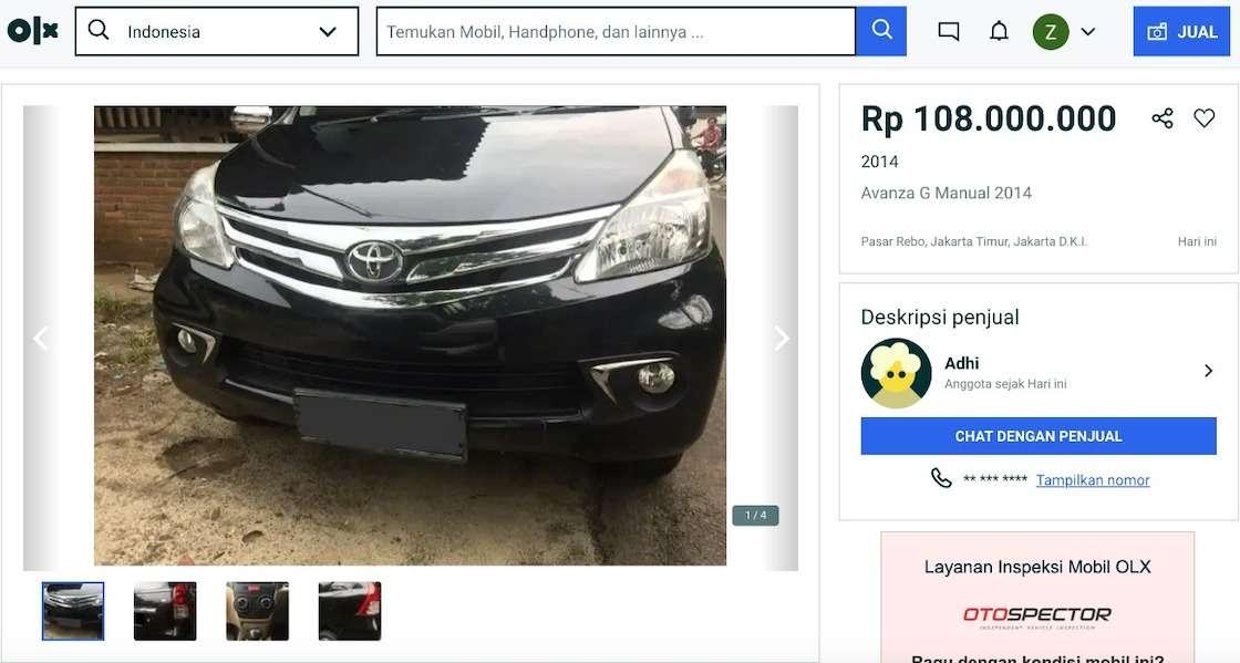 5 Rekomendasi Mobil Bekas Seharga Rp 100 Jutaan