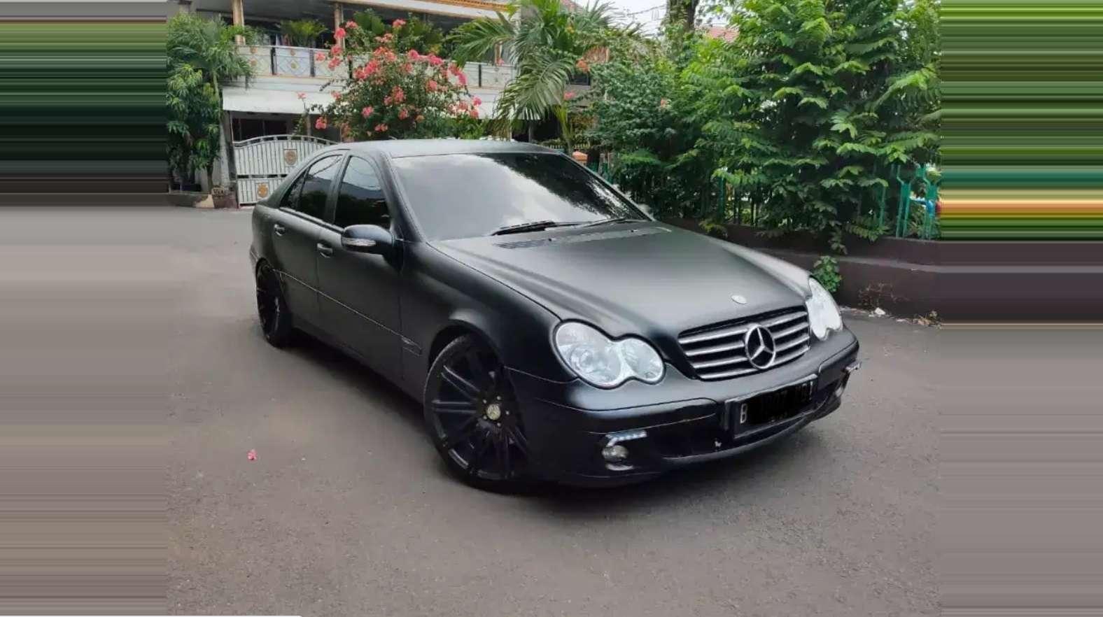 Daftar Mobil Mercedes Benz Di Atas Tahun 2000 An Harganya Kurang Dari Rp 100 Juta
