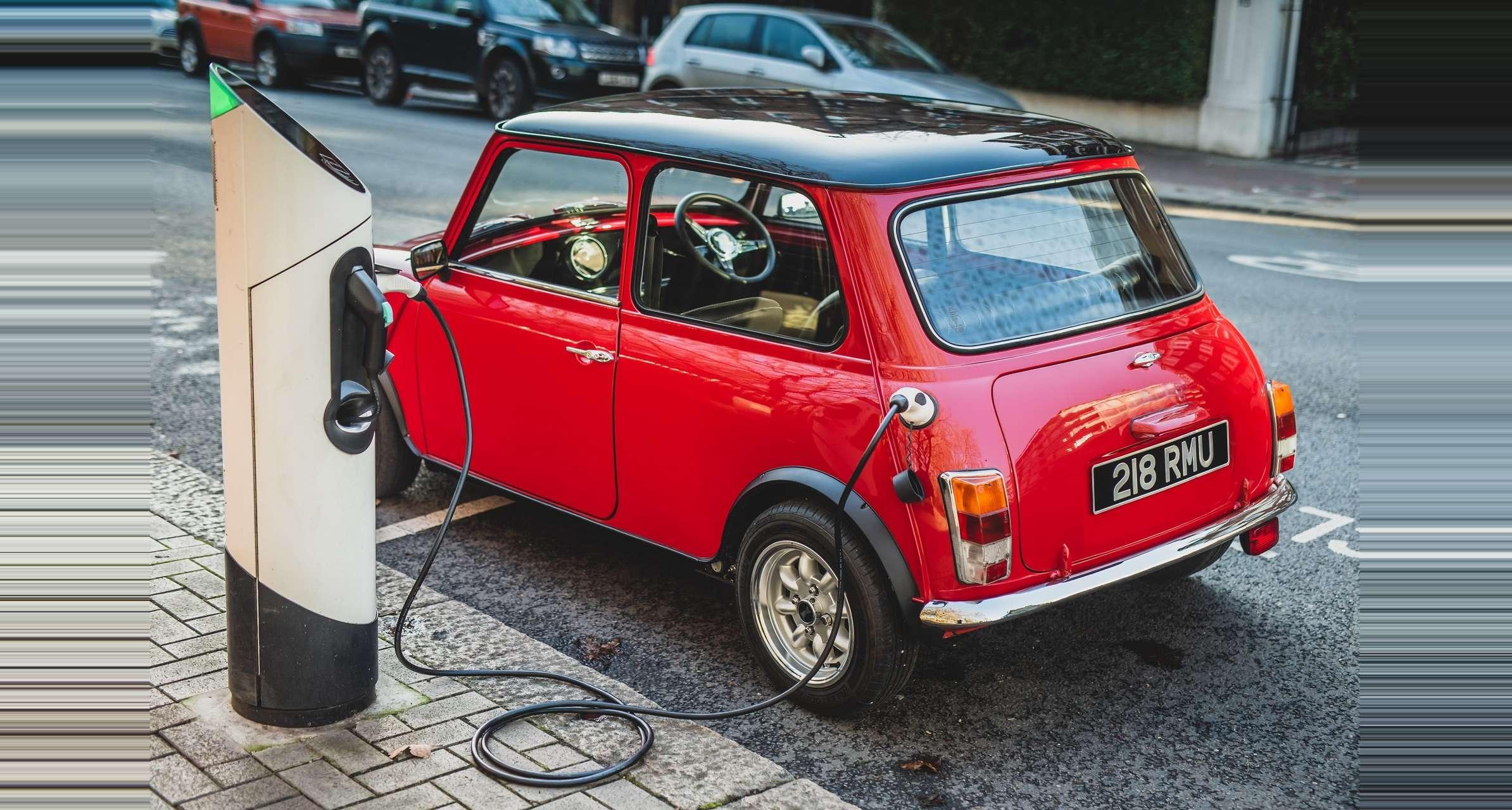 Ubah Mini Klasik Jadi Mobil Listrik Ini Harganya