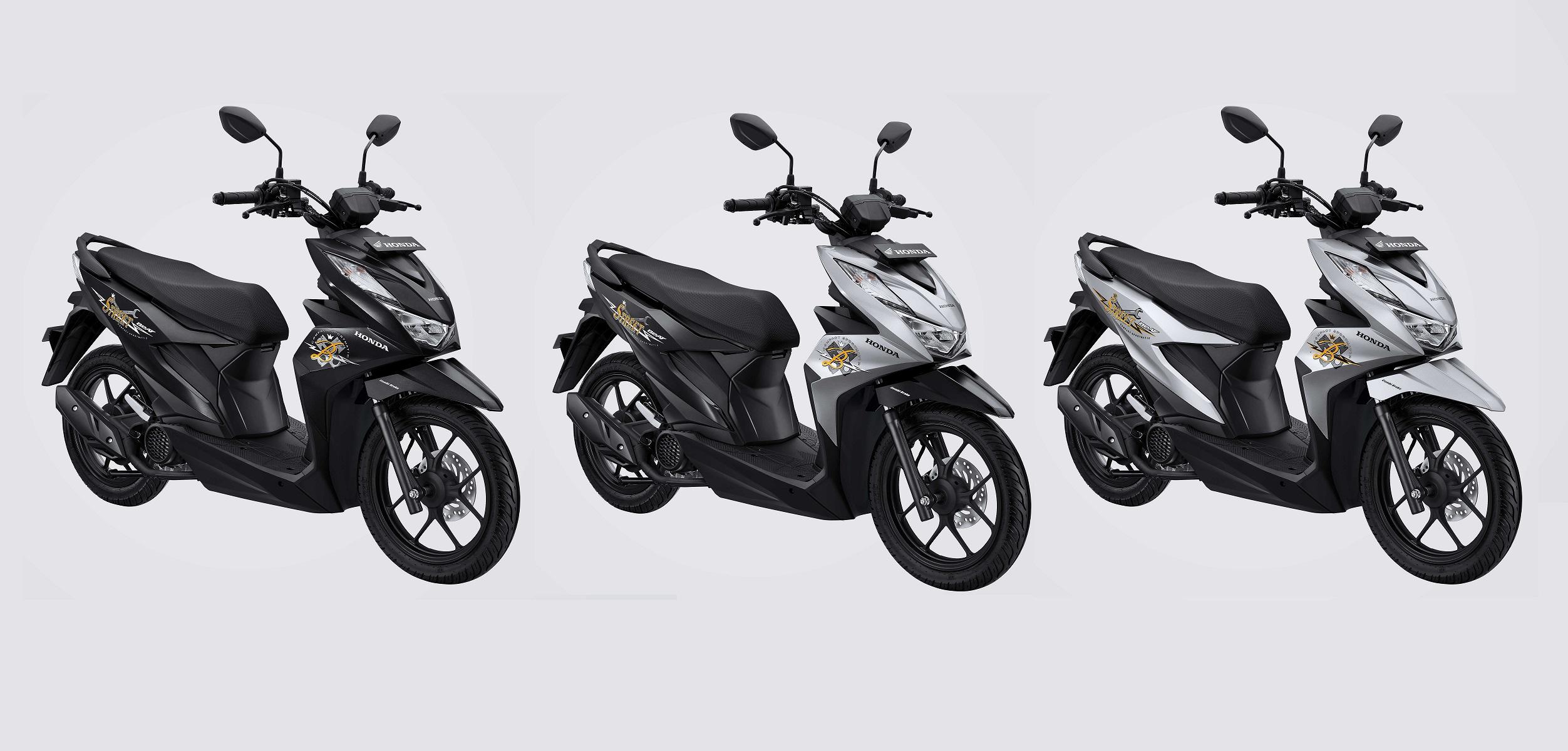 Honda Beat Hadir Desain Baru Dan Teknologi Melimpah Apa Hebatnya