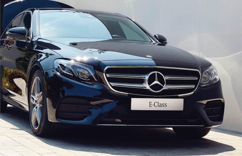 5 Langkah Merawat Mercedes Benz